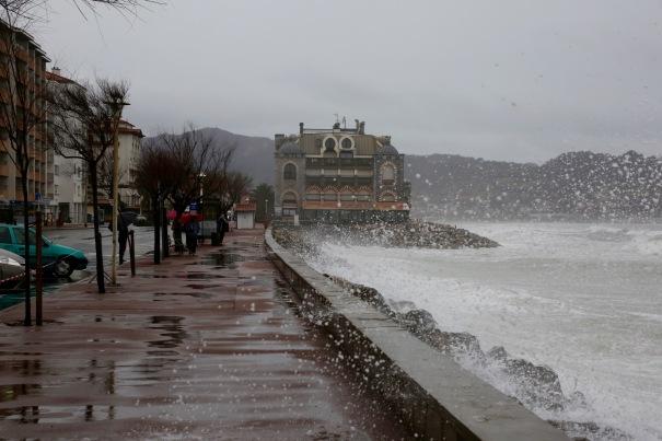 Hendaye Plage Seafront