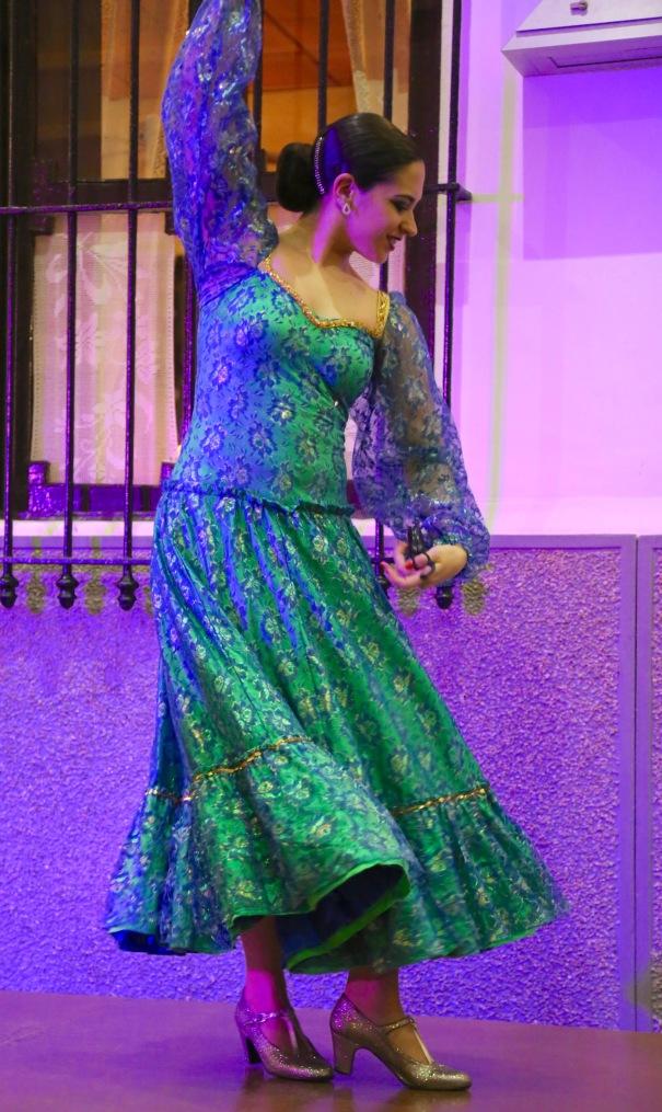Flamenco at La Encarnación
