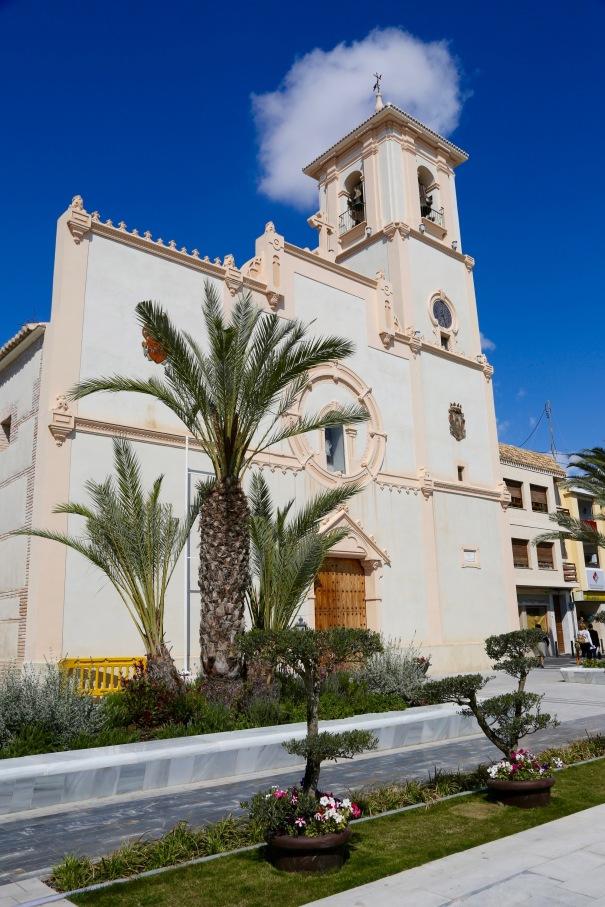 Church at San Javier