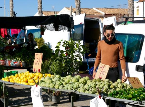 San Javier Market