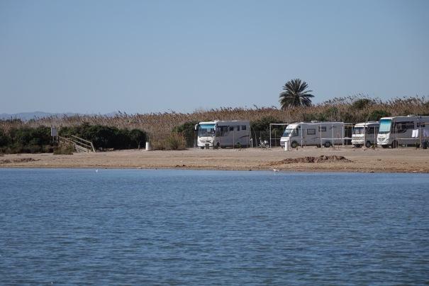 Mavis at Mar Menor