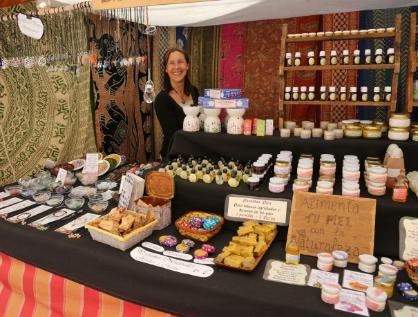 Soft Soap Sell Stall