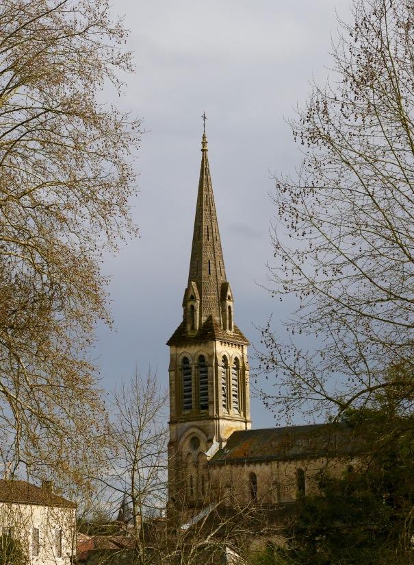 Eglise at Eymet