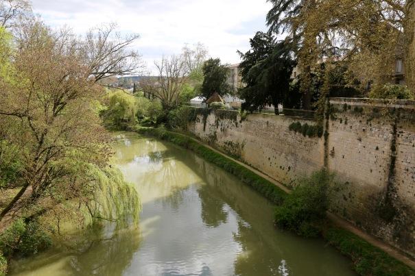 River at Nerac